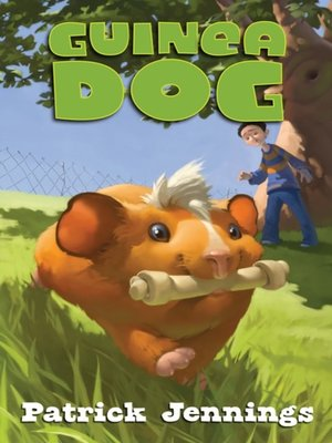 Cover of Guinea Dog