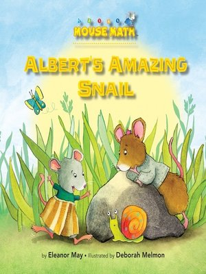 Click this cover for a(n) eBook sample of Albert's Amazing Snail