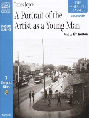 Click this cover for a(n) Audiobook sample of A Portrait of the Artist as a Young Man.