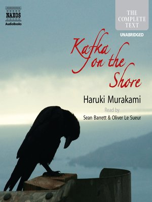 Click this cover for a(n) Audiobook sample of Kafka On The Shore.