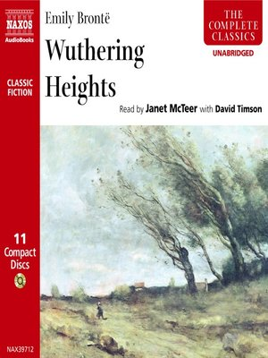 Click this cover for a(n) Audiobook sample of Wuthering Heights.