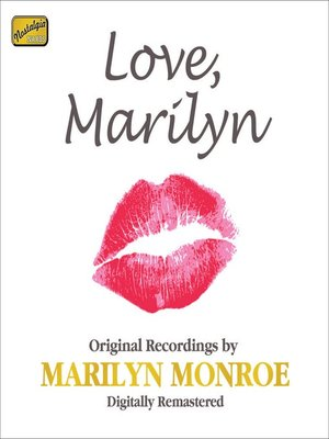 Love, Marilyn - Original Recordings by Marilyn Monroe (1953
