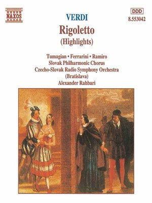 VERDI: Rigoletto (Highlights)