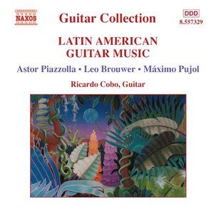 Cover of Latin American Guitar Music