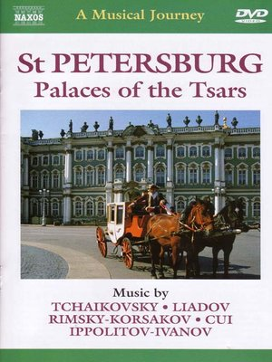 St Petersburg: Palaces of the Tsars