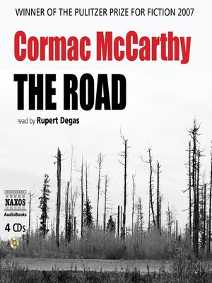 Click this cover for a(n) Audiobook sample of The Road