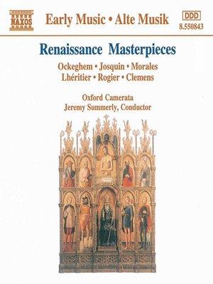 essays on josquin desprez Julie e cumming keywords: renaissance, improvisation, counterpoint, fux, josquin desprez, gioseffo zarlino, francisco de.