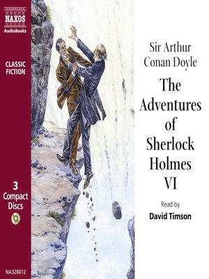 Click this cover for a(n) Audiobook sample of The Adventures of Sherlock Holmes VI
