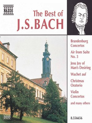 BACH, JS (The Best of)