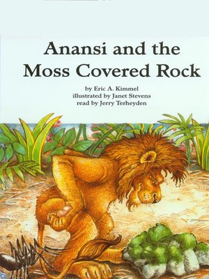 Anansi and the Moss Covered Rock