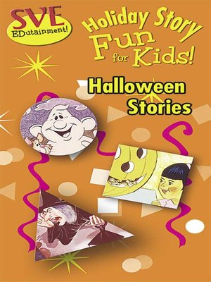 Click this cover for a(n) Video sample of Halloween Stories