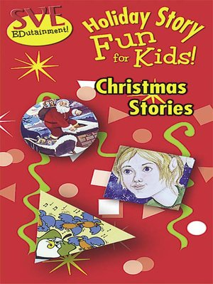 Click this cover for a(n) Video sample of Christmas Stories.