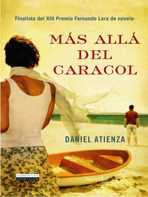 Click this cover for a(n) eBook sample of Más Allá del Caracol.
