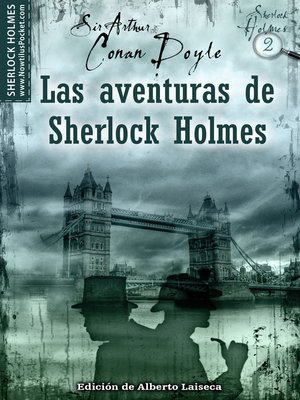 Click this cover for a(n) eBook sample of Las Aventuras de Sherlock Holmes