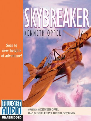 Click this cover for a(n) Audiobook sample of Skybreaker.