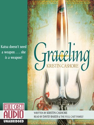 Click this cover for a(n) Audiobook sample of Graceling.