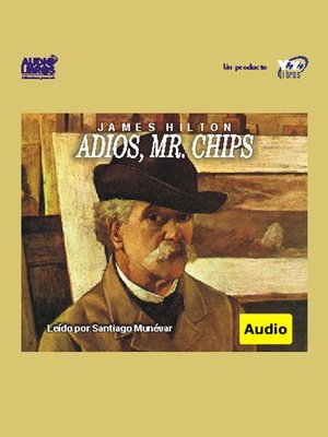 Cover of Adios, Mr. Chips