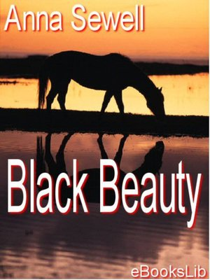 Click this cover for a(n) eBook sample of Black Beauty.