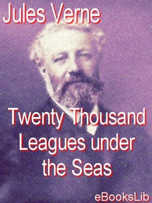 Click this cover for a(n) eBook sample of 20,000 Leagues Under the Seas