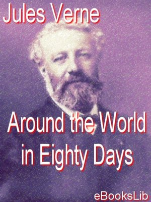 Click this cover for a(n) eBook sample of Around the World in Eighty Days.