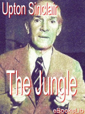 Click this cover for a(n) eBook sample of The Jungle