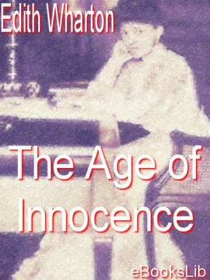Click this cover for a(n) eBook sample of The Age of Innocence.