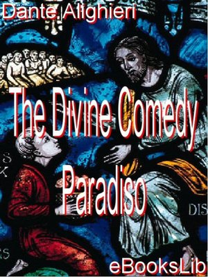 Click this cover for a(n) eBook sample of The Divine Comedy - Paradiso.