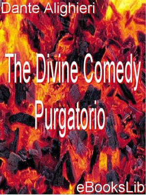 Click this cover for a(n) eBook sample of The Divine Comedy - Purgatorio.