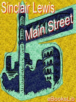 Cover of Main Street