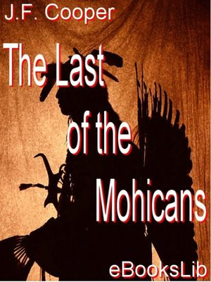 Click this cover for a(n) eBook sample of The Last of the Mohicans