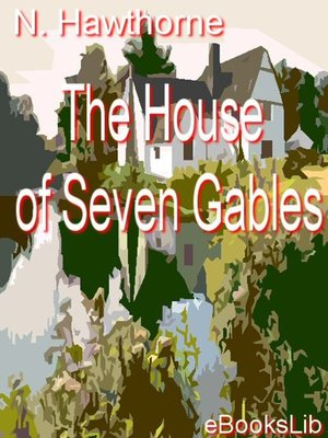 Click this cover for a(n) eBook sample of House of the Seven Gables