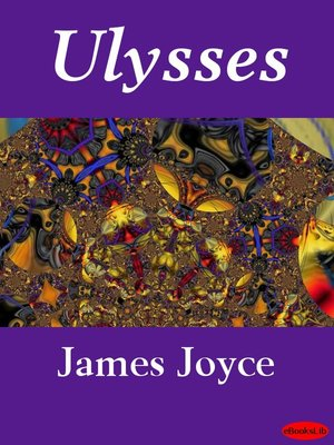 Click this cover for a(n) eBook sample of Ulysses.