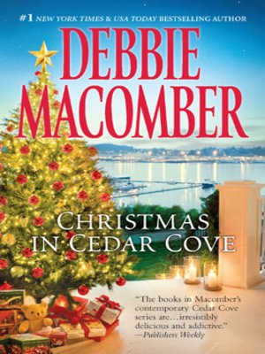 Click this cover for a(n) eBook sample of Christmas in Cedar Cove