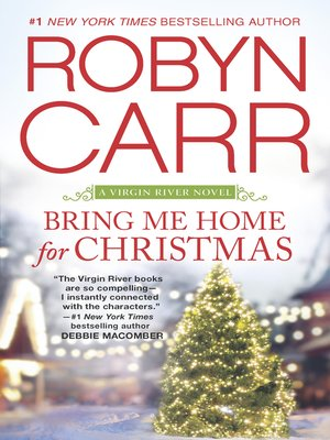 Cover of Bring Me Home for Christmas
