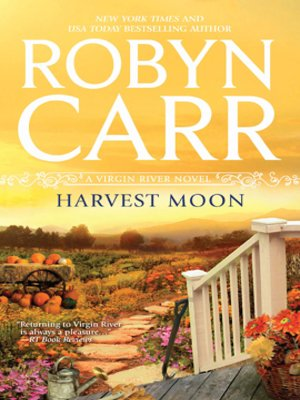 Click this cover for a(n) eBook sample of Harvest Moon.