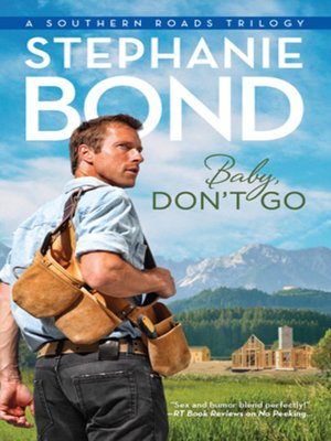 Click this cover for a(n) eBook sample of Baby, Don't Go