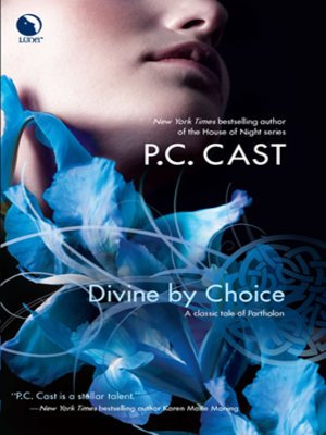 Click this cover for a(n) eBook sample of Divine by Choice