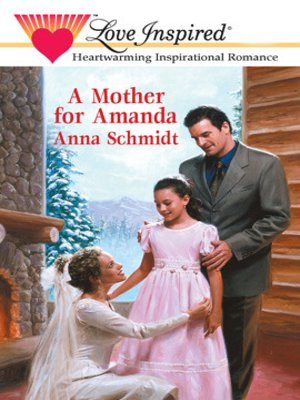 Click this cover for a(n) eBook sample of A Mother for Amanda.