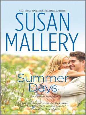 Click this cover for a(n) eBook sample of Summer Days