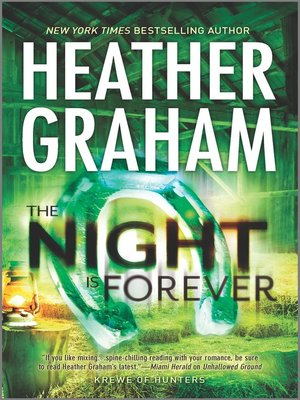 Click this cover for a(n) eBook sample of The Night Is Forever.