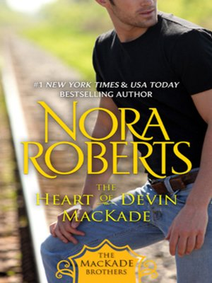 Click this cover for a(n) eBook sample of The Heart of Devin MacKade.