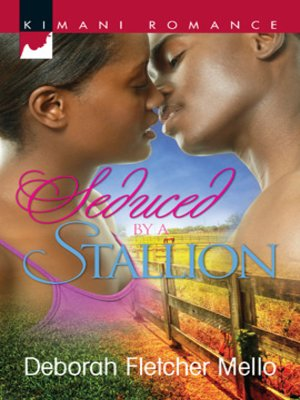 Click this cover for a(n) eBook sample of Seduced by a Stallion