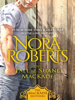 Click this cover for a(n) eBook sample of The Fall of Shane MacKade.