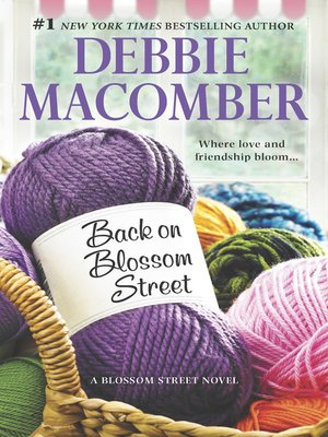 Click this cover for a(n) eBook sample of Back on Blossom Street.