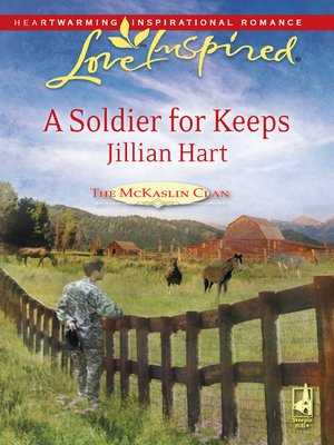 Click this cover for a(n) eBook sample of A Soldier for Keeps