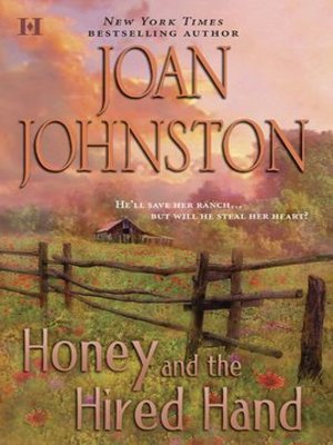 Click this cover for a(n) eBook sample of Honey and the Hired Hand.