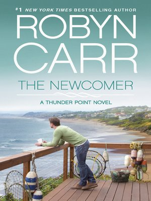 Cover of The Newcomer