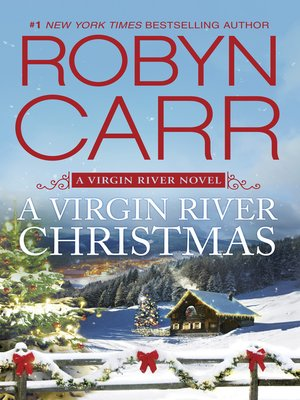 Cover of A Virgin River Christmas: Book 4 of Virgin River series