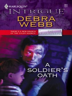 Click this cover for a(n) eBook sample of A Soldier's Oath
