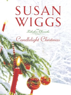 Cover of Candlelight Christmas: Lakeshore Chronicles Book 10